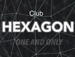 台北 Hexagon夜店 Logo